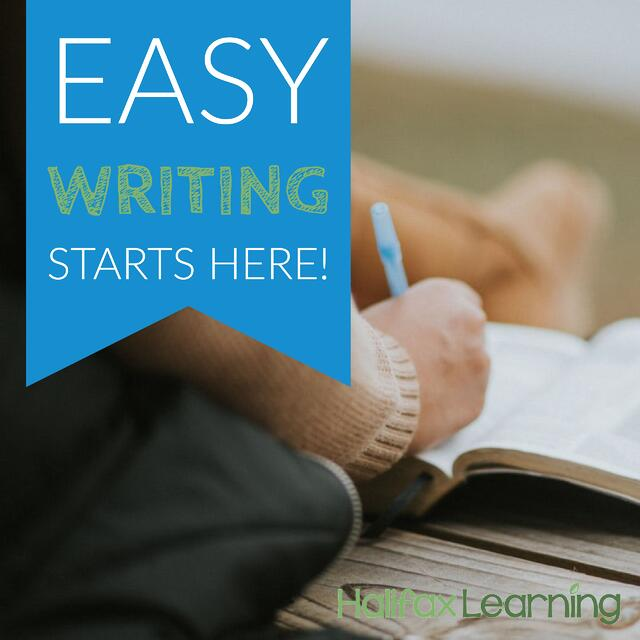 writing program writing help tutor tutoring halifax learning reading writing spelling learning