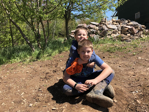 Dealing with Dyslexia – Kieran's Story (brothers)